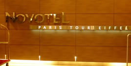 Novotel Paris Tour Eiffel